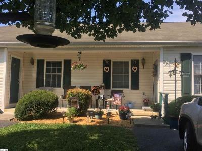 Waynesboro Multi Family Home For Sale: 2325 Mosley St #A & B