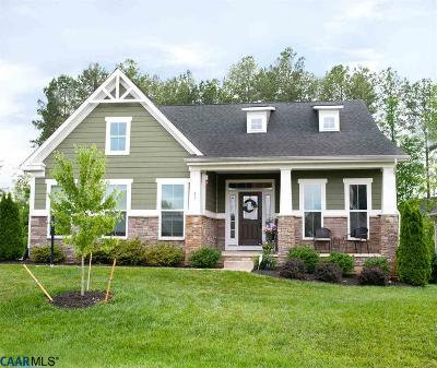 Louisa, Louisa County Single Family Home For Sale: 41 Highland Cir