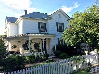 Waynesboro Single Family Home For Sale: 412 Chestnut Ave