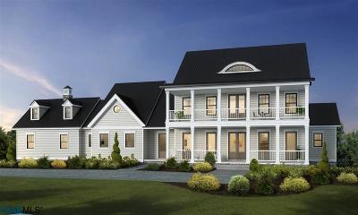 Glenmore (Albemarle) Single Family Home For Sale: Lot 4 Carroll Creek Rd