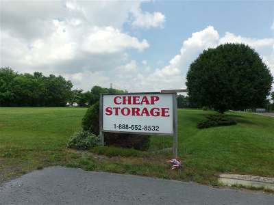 Commercial For Sale: 3277 Old Valley Pike