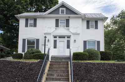 Harrisonburg Single Family Home For Sale: 380 Franklin St