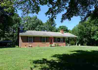 Madison County Single Family Home For Sale: 1141 Good Hope Church Rd