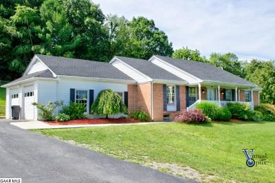 Augusta County Single Family Home For Sale: 504 Galena Rd