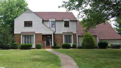 Waynesboro Single Family Home For Sale: 1600 Summit Dr
