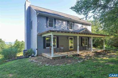 Crozet Single Family Home For Sale: 6615 Saddleback Ct