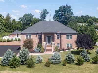 Rockingham County Single Family Home For Sale: 1705 Buckingham Dr