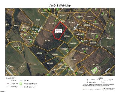 Staunton Lots & Land For Sale: 3 Niswander Rd