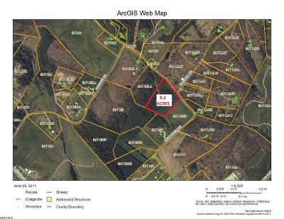 Staunton Lots & Land For Sale: 2 Niswander Rd
