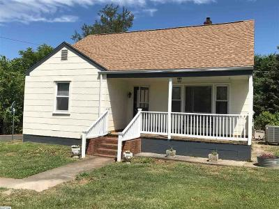Greene County Single Family Home For Sale: 2742 Advance Mills Rd