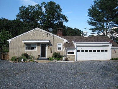 McGaheysville Single Family Home For Sale: 164 Bloomer Springs Rd