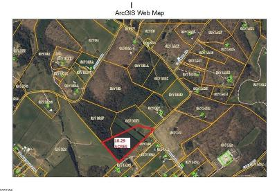 Staunton Lots & Land For Sale: 1 Niswander Rd