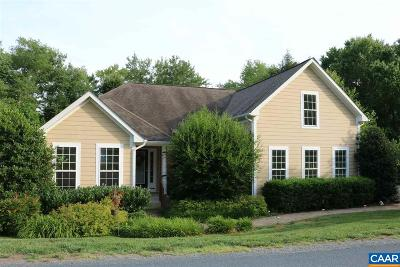 Nelson County Single Family Home For Sale: 32 Shadow Crest Ln