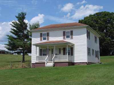 Page County Single Family Home For Sale: 3129 Grove Hill River Rd