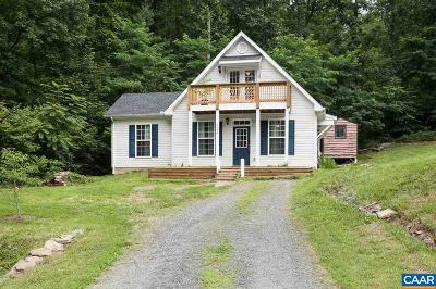 Single Family Home For Sale: 1194 N Greene Acres Rd