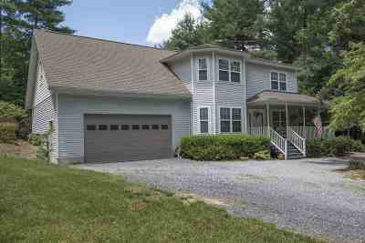 Augusta County Single Family Home For Sale: 1380 New Hope Rd