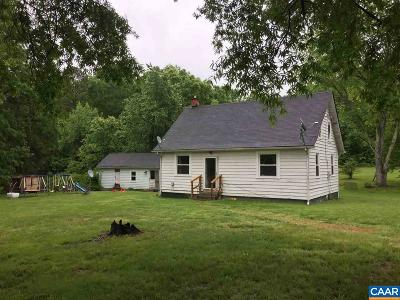 Nelson County Single Family Home For Sale: 4568 Patrick Henry Hwy