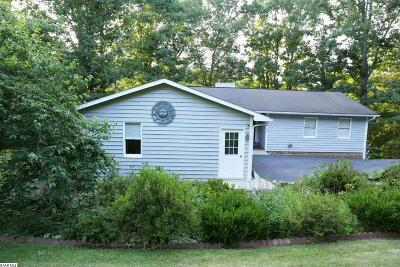 Augusta County Single Family Home For Sale: 592 Stover Shop Rd