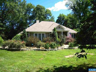 Nelson County Single Family Home For Sale: 96 High View Ln
