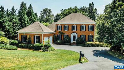 Glenmore (Albemarle) Single Family Home For Sale: 2402 Pendower Ln