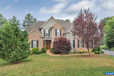 Louisa, Louisa County Single Family Home For Sale: 88 Beaver Dam Pl
