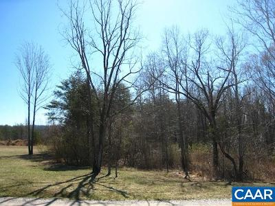 Nelson County Lots & Land For Sale: Braddock Ln