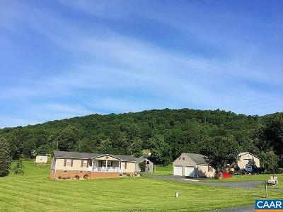 Nelson County Single Family Home For Sale: 107 Naked Mountain Ln