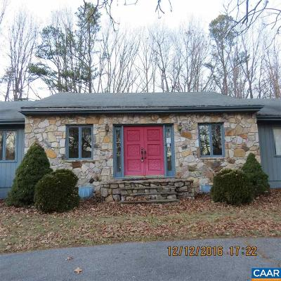 Lyndhurst VA Single Family Home For Sale: $225,500