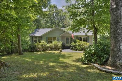 Single Family Home For Sale: 16 Chickasaw Pl