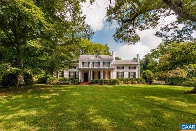Scottsville Farm For Sale: 1335a West River Rd