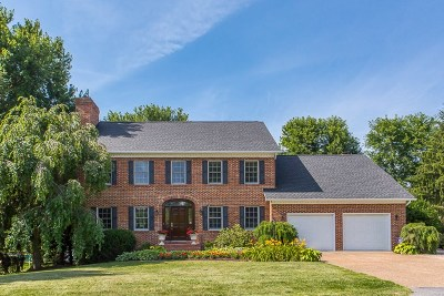 Single Family Home Sold: 3582 Taylor Spring Ln