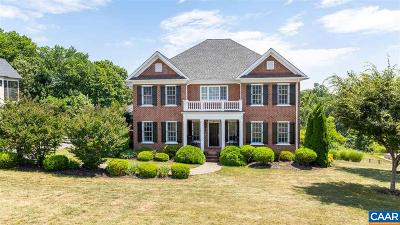 Crozet Single Family Home For Sale: 6577 Woodbourne Ln