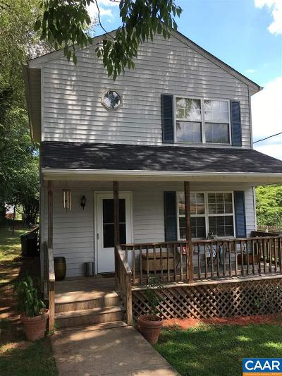 Charlottesville County Single Family Home For Sale: 1111 Montrose Ave