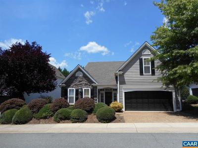 Albemarle County Single Family Home For Sale: 1345 Stonegate Ct