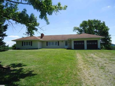 Bridgewater Farm For Sale: 305 Centerville Rd