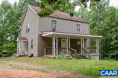 Nelson County Single Family Home For Sale: 451 Mosby Ln