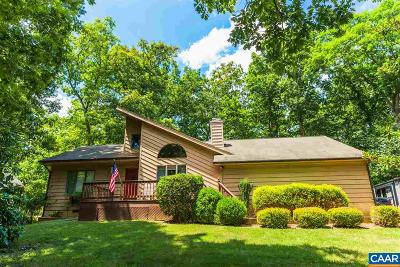 Fluvanna County Single Family Home For Sale: 28 Brougham Rd