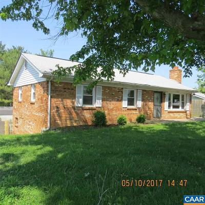 Verona VA Single Family Home For Sale: $99,900