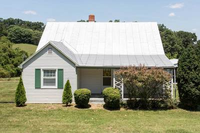 Mount Crawford Single Family Home Sold: 488 Summit Church Rd