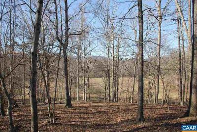 Louisa Lots & Land For Sale: 4.79 Acres, Paddock Wood Rd