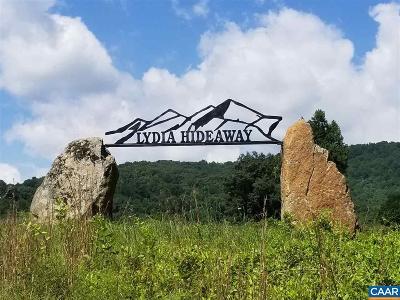 Lots & Land For Sale: D1 Hideaway Rdg