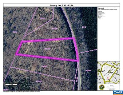 Lots & Land For Sale: Scottsville Rd