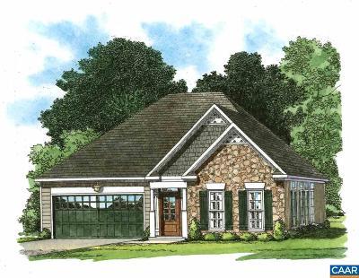 Charlottesville Single Family Home For Sale: 1843 Marietta Ln