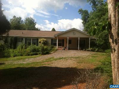 Greene County Single Family Home For Sale: 300 Bird Ln