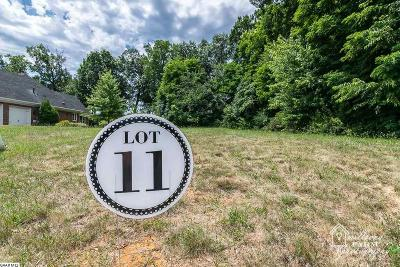 Waynesboro Lots & Land For Sale: 312 Stonewall Dr