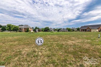 Waynesboro Lots & Land For Sale: 321 Stonewall Dr