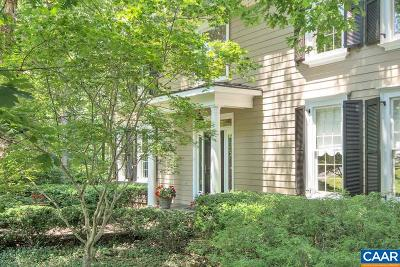 Glenmore (Albemarle) Single Family Home For Sale: 1770 Shelbourn Ln