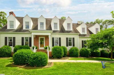 Waynesboro Single Family Home For Sale: 100 Buckingham Pl