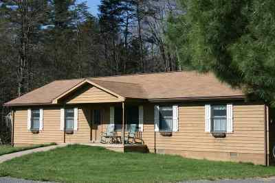 Head Waters VA Single Family Home For Sale: $235,000
