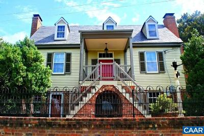 Columbia Single Family Home For Sale: 67 Cameron St